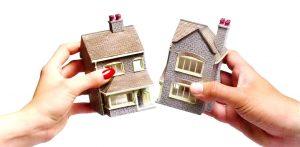 Раздел домовладения на два отдельных